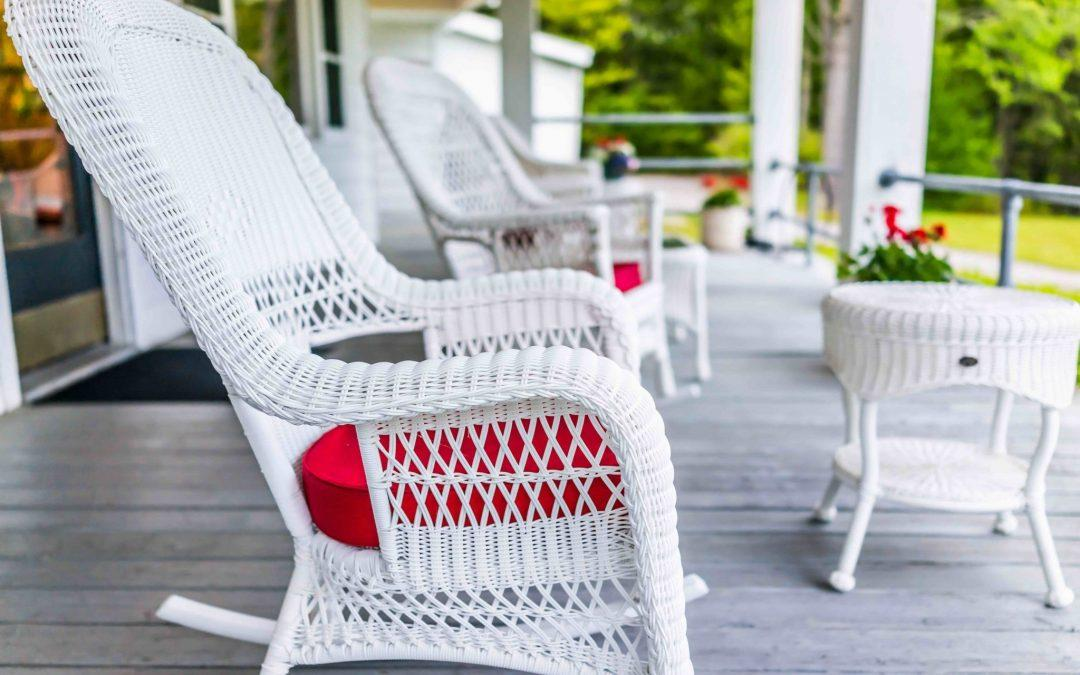 10 Stylish Ways to Revamp Your Porch