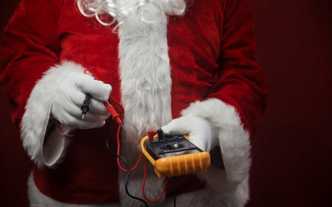 Is Your Electrical System Naughty or Nice? We'll Find Out!